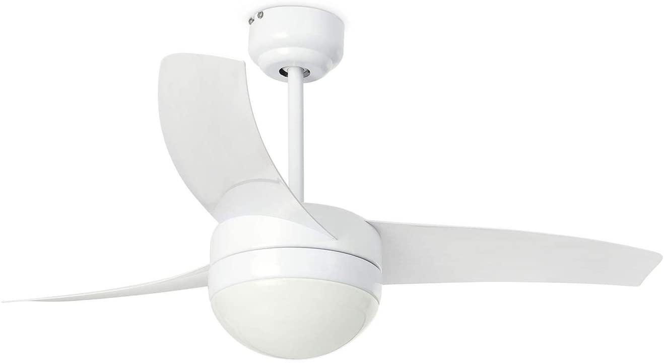 plafondventilator met licht Faro Barcelona 33415