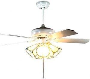 tifanny Plafondventilator Zonder Lamp