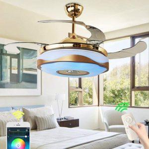 mxzas Plafondventilator Zonder Lamp